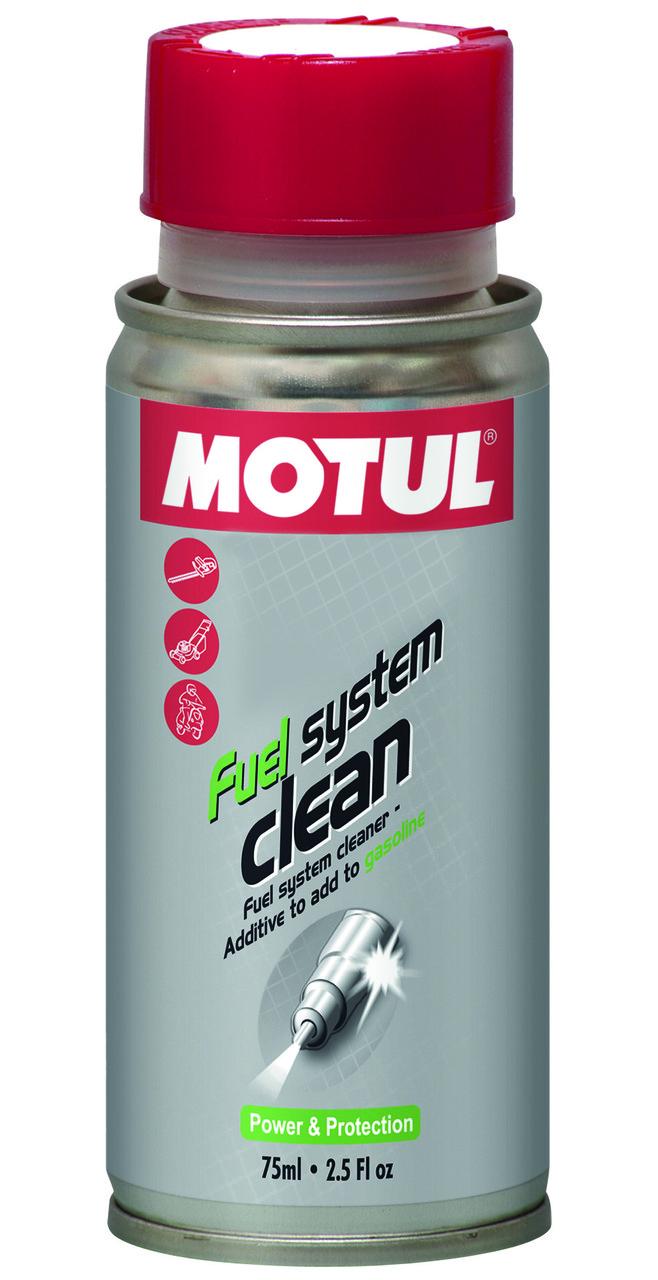 Очиститель топливной системы FUEL SYSTEM CLEAN SCOOTER 75 мл