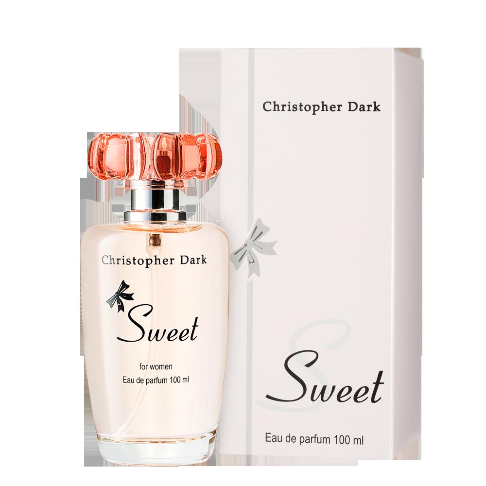 Парфюмерия для женщин Sweet от Christopher Dark-является версией известного парфюма Dolce отDolce G