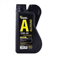 Полусинтетическое моторное масло  BIZOL Allround 10W40 1л