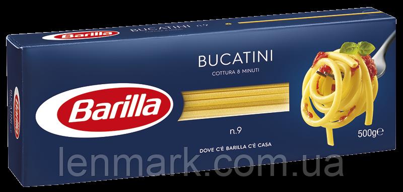 Спагетти  Barilla Bucatini n.9 Барилла Букатини 500 гр