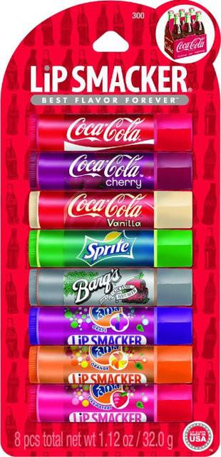 Кока кола бальзамы липсмекер