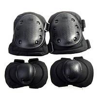 Защита спортивная наколенники, налокотники 4039. Захист спортивний