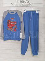 Пижамы детские 122см, хлопок-интерлок, 2215инк  хлопок-интерлок, в наличии 116,122,128  Рост