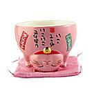Чашка «Манеки-неко», фото 2
