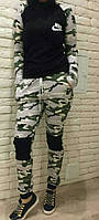 Спорт костюм камуфляж р.140-164