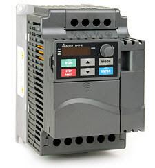 Регулятор оборотов электродвигателя Delta Electronics VFD055E43A (5,5 кВт/3 фазы 380 В)