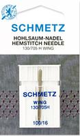 Иглы Schmetz №100 для мережки