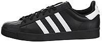 Женские кроссовки Adidas Superstar Vulc ADV Black