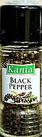 Перец Kania черный горошек с ( мликом для помола ) 35гр.