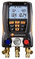 Testo 550 Электронные анализаторы холодильных систем