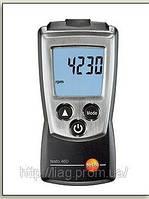 Testo 460 Беcконтактное измерение скорости вращения (электронный цифровой оптический тахометр)