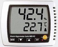 Стандартный гигрометр Testo 608-H1