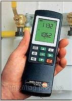 Testo 312 Манометр для предварительного или планового тестирования газопроводов и трубопроводов, фото 1