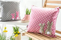 Подушка декоративная Заяц