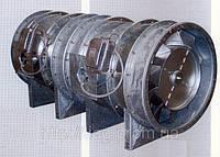 Вентиляторы с внешним охлаждение для высоких давлений VHBG