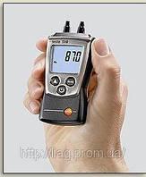 Testo 510 Компактный электронный дифманометр (микроманометр)