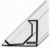 Фланцевый профиль, шинорейка S-20 толщ. 0,7мм (производство Германия), фото 1