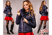 Весенняя  куртка батал. размеры 50-54