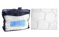 Сетка на ворота футбольные тренировочная безузловая (2шт) С-4947. Распродажа