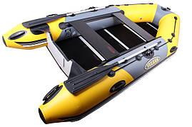 Килевая лодка с надувным дном Вулкан TMK 320