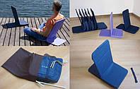 Туристический раскладной стул (кресло) для отдыха на природе, дома Рит-рит Rit-Rit