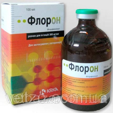 Флорон - 30% р-н. для ин., фл, 100мл  (KRKA)