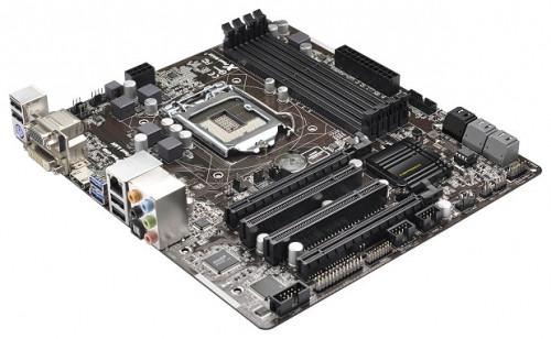 "Материнская плата ASRock B85M Pro4 s.1150 DDR3 ""Over-Stock"" Б/У"