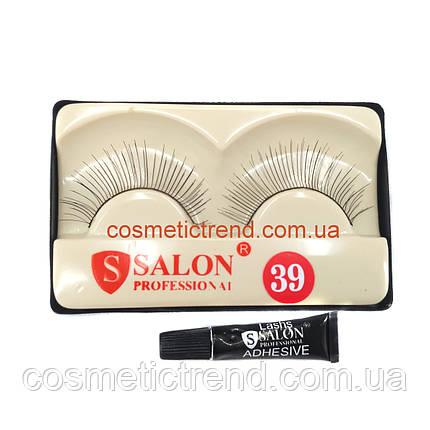 Salon Professional  Цельные накладные ресницы 39, фото 2