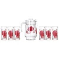 Набор для напитков (7 предметов) Luminarc в ассортименте