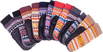 Носки тапочки детские LOOKeN (Ромб)