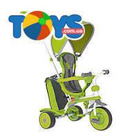 Велосипед детский Y Strolly Spin зеленый, 100835