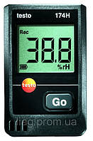 Testo 174 H Регистратор температуры и влажности, фото 1