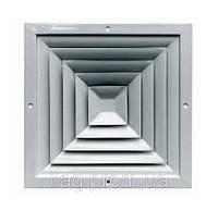 Потолочный диффузор алюминиевый 600*600