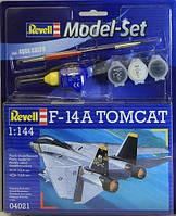 Модель для сборки Revell F-14A Tomcat 1972 г. (64021)