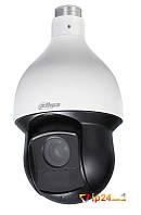 IP SpeedDome видеокамера Dahua DH-SD59225U-HNI