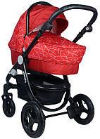 Универсальная коляска Babyhit Valenta Terracotta (22448)