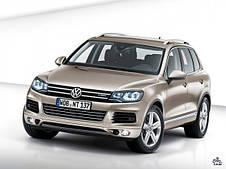 Бічні підніжки Volkswagen Touareg (2010+)
