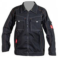 Куртка рабочая черная