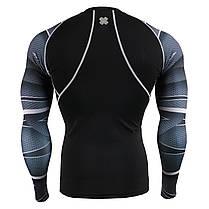 Комплект Рашгард Fixgear и компрессионные штаны CPD-B63+P2L-BS, фото 3