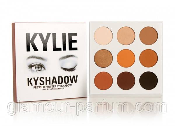 Тени Kylie Kyshadow The Bronze Palette ( Кайли Кишадоу зе Бронз Палет)
