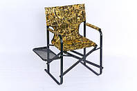 Раскладное кресло Режиссер с полочкой, подстаканником