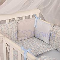 Комплект белья Baby Design Premium Ice 6 пр, фото 1