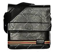 Модная мужская сумка с клапаном на магнитах (810)