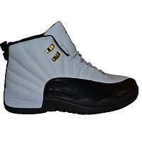 """Баскетбольные кроссовки Air Jordan 12 Retro """"Taxi"""""""
