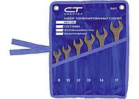 Набор ключей комбинированных Сибртех 6 - 22 мм (10 шт)