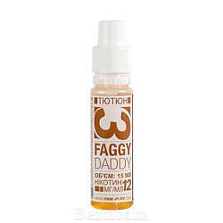 Табак | FAGGY DADDY - Pink Fury (0 мг | 15 мл)