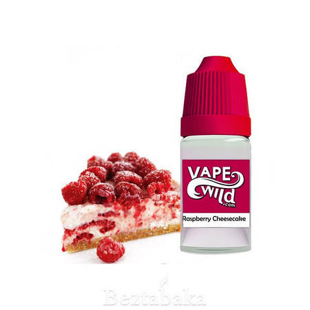 Крем+Малина+Пирог | Raspberry Cheesecake (30 мл)