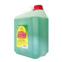 GOLD Cytrus миючий засіб д/посуду 5л Зелений Укр.49081