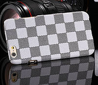 "Чехол ""Louis Vuitton"" белый для iPhone 6/6S"