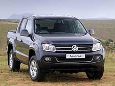 Бічні підніжки Volkswagen Amarok